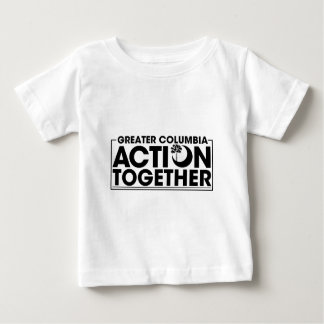 ACTION TOGETHER logo Baby T-Shirt