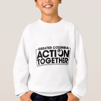 ACTION TOGETHER logo Sweatshirt
