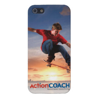 ActionCOACH iPhone 5 Cover - Skateboarding
