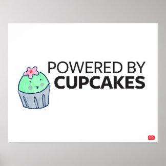 Actionné par des petits gâteaux