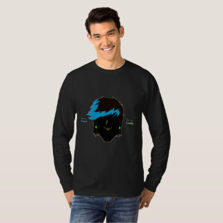 Actions not looks Long Sleeves Design T-Shirt