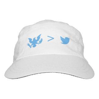 Actions Speak Louder than Birds Hat