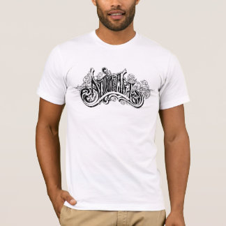 ActionSportsArt Scroll Design T-Shirt