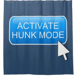 Activate hunk mode.