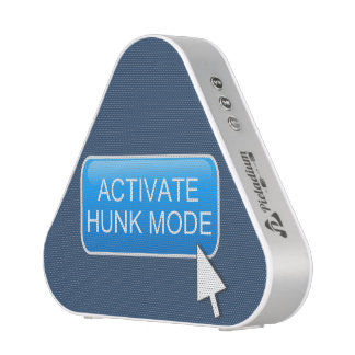 Activate hunk mode. blueooth speaker