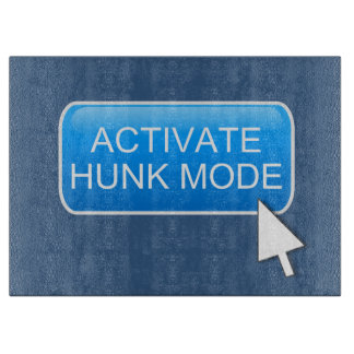Activate hunk mode. boards