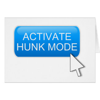 Activate hunk mode. card