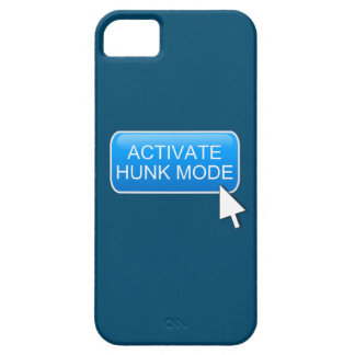 Activate hunk mode. case for the iPhone 5