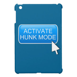 Activate hunk mode. iPad mini covers