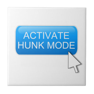 Activate hunk mode. tile