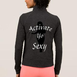 Activate Yo sexy Practice jacket. Jacket