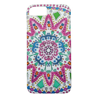 Activating Abundance Mandala Apple iPhone 7 Case
