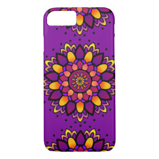 Activating Divine Wisdom Mandala iPhone 7 Case