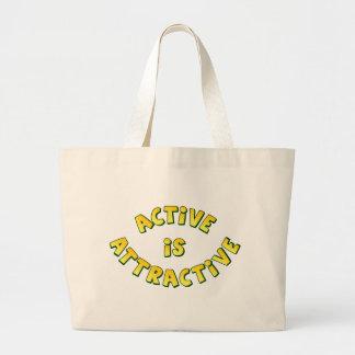 Active Is Attractive Bag