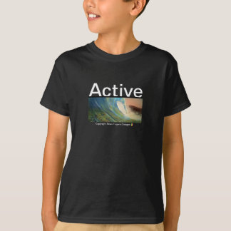 Active Wear Designs By: Brian Fugere T-Shirt
