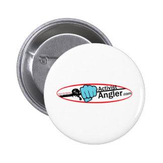 Activist Angler Buttons