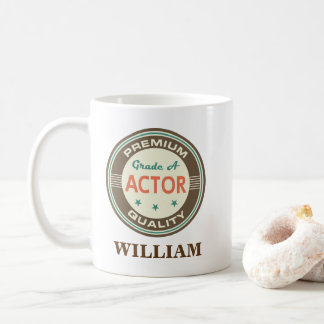 Actor Personalized Office Mug Gift