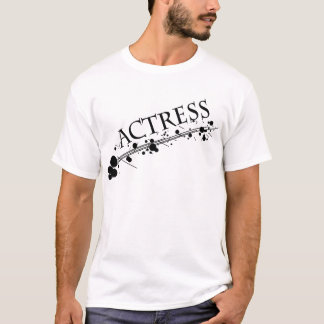 Actress Cool products! T-Shirt