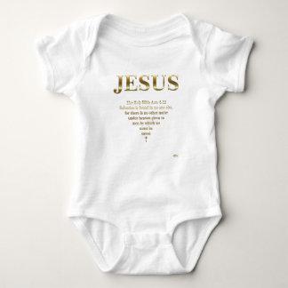 Acts 4 baby bodysuit
