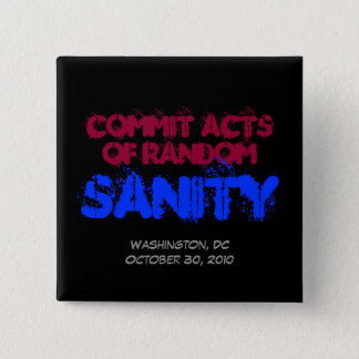 Acts of Random SANITY /Square Button