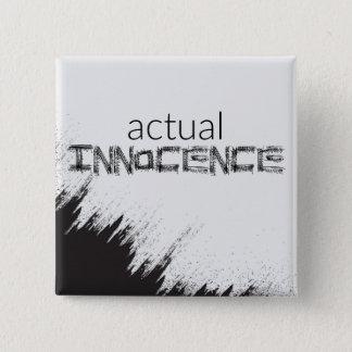 Actual Innocence Pin