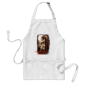 Actually, I prefer dancing... Funny Apron