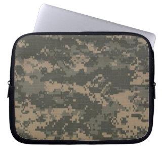 ACU Digital Camo Camouflage Electronics Case