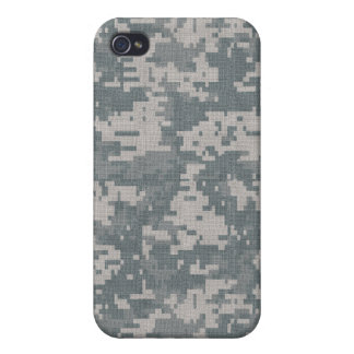 ACU Digital Camouflage iPhone 4/4S Case