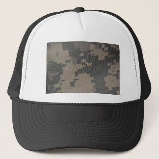 ACU Military Pattern Uniform Troops Peace Destiny Trucker Hat