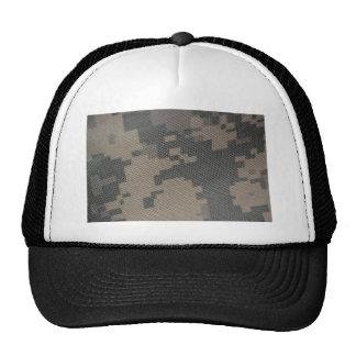 ACU Military Pattern Uniform Troops Peace Destiny Trucker Hat