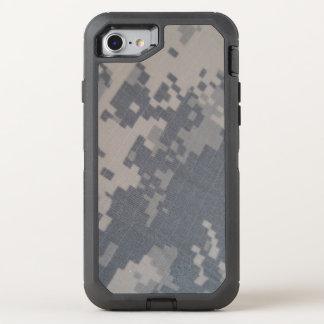 ACU Style Camo Design OtterBox Defender iPhone 8/7 Case