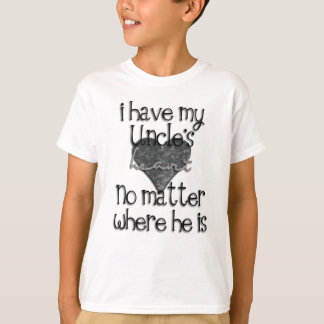 ACU Uncle Heart T-Shirt