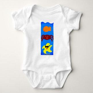 Acuario Baby Bodysuit