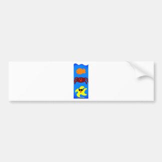 Acuario Bumper Sticker