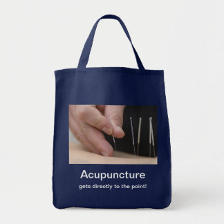 Acupuncture gets to the point!