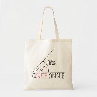 Acute Angle Tote