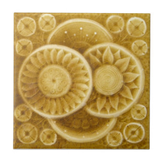 AD049 Art Deco Reproduction Ceramic Tile
