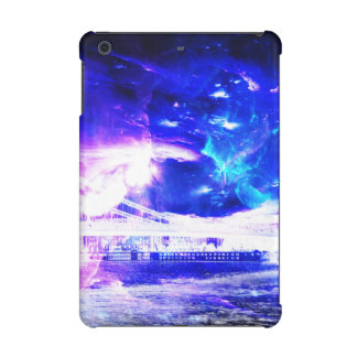 Ad Amorem Amisi Amethyst Sapphire Budapest Dreams iPad Mini Retina Cover