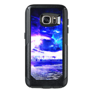 Ad Amorem Amisi Amethyst Sapphire Budapest Dreams OtterBox Samsung Galaxy S7 Case