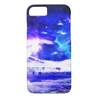 Ad Amorem Amisi Amethyst Sapphire Budapest Sapphir iPhone 8/7 Case