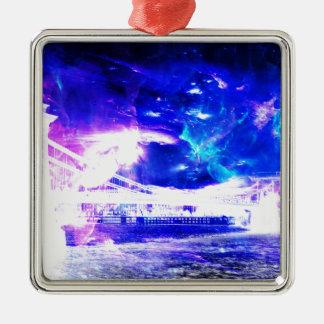 Ad Amorem Amisi Amethyst Sapphire Budapest Sapphir Metal Ornament