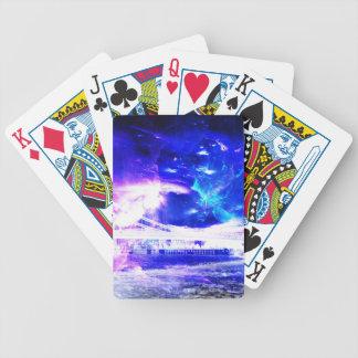 Ad Amorem Amisi Amethyst Sapphire Budapest Sapphir Poker Deck