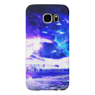 Ad Amorem Amisi Amethyst Sapphire Budapest Sapphir Samsung Galaxy S6 Cases
