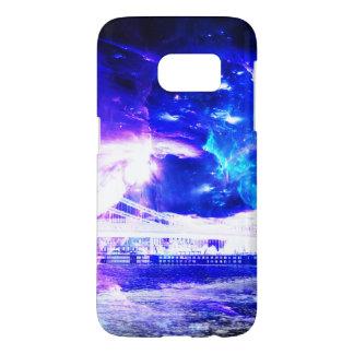 Ad Amorem Amisi Amethyst Sapphire Budapest Sapphir Samsung Galaxy S7 Case