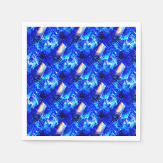 Ad Amorem Amisi Castle of Glass Disposable Napkin