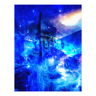 Ad Amorem Amisi Castle of Glass Letterhead