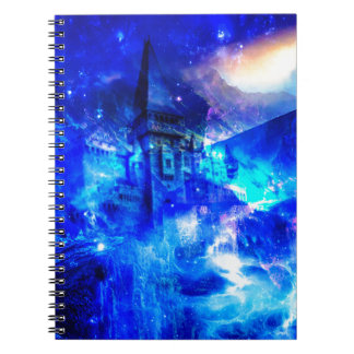 Ad Amorem Amisi Castle of Glass Notebooks