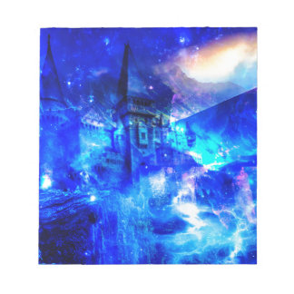 Ad Amorem Amisi Castle of Glass Notepad