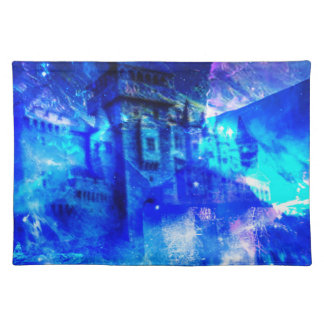 Ad Amorem Amisi Castle of Glass Placemat