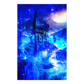Ad Amorem Amisi Castle of Glass Stationery